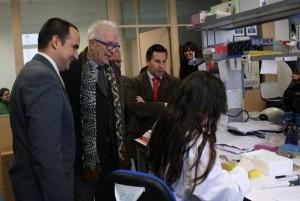José Sánchez Maldonado visits Canvax´s Headquarters