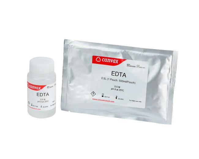 0.5M EDTA Buffer (pH 8.0)