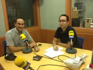 """""""Hoy por Hoy"""" interviews Elier Paz"""