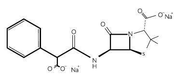 Carbenicillin Disodium Salt