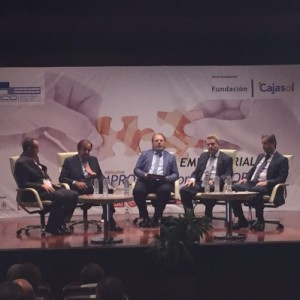 Canvax shows its 'Commitment with Córdoba' in the business Forum organized by CECO