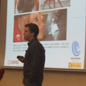 Canvax participates in the VII Conference of UCO´s Science Popularization