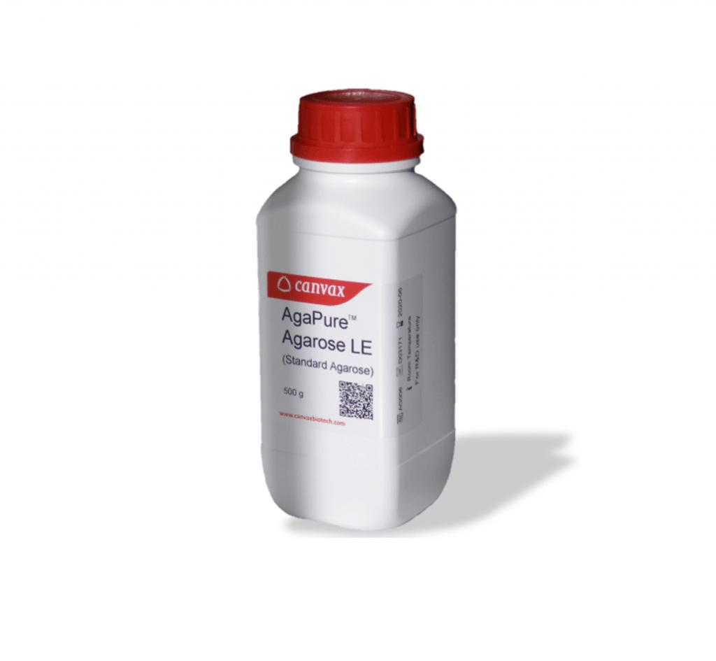 AgaPure™ Agarose Standard: 169€ (500g)