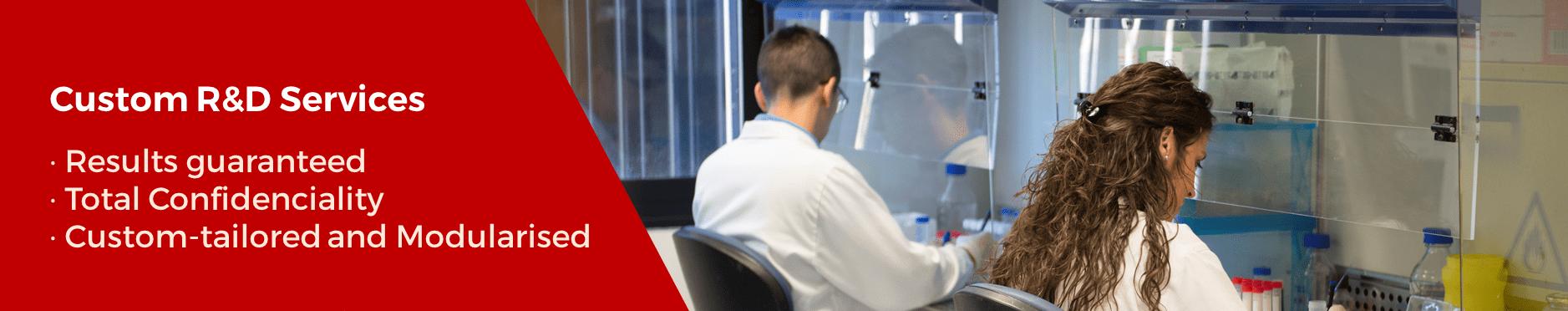 custom biotech services