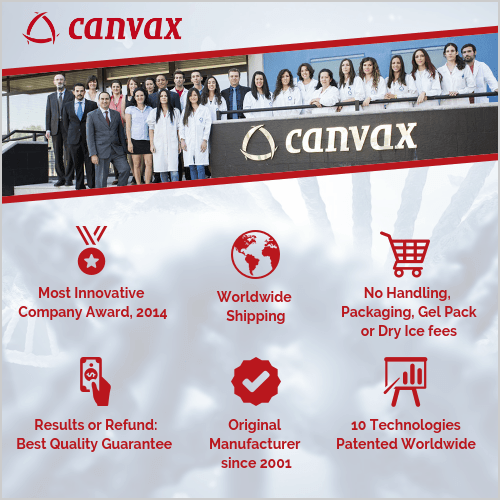 Canvax | Expression, Reporters, GPCRs, Cell Assays & Extraction