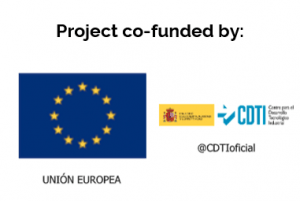 Project co-funded by CDTI and FEDER