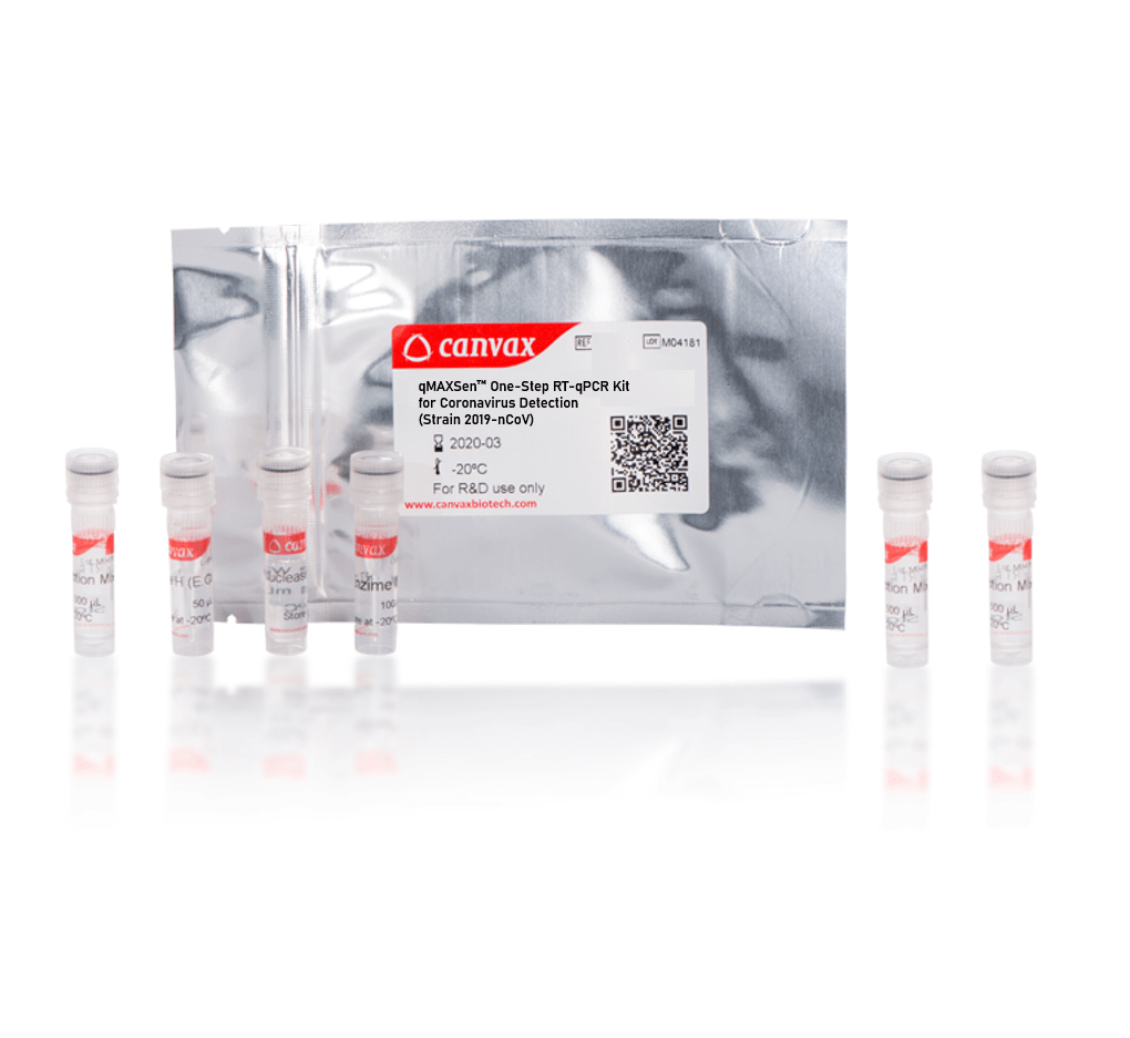 qMAXSen™ Coronavirus (SARS-CoV-2) RT-qPCR Detection Kit [N1 and RNAse P genes-based assay]